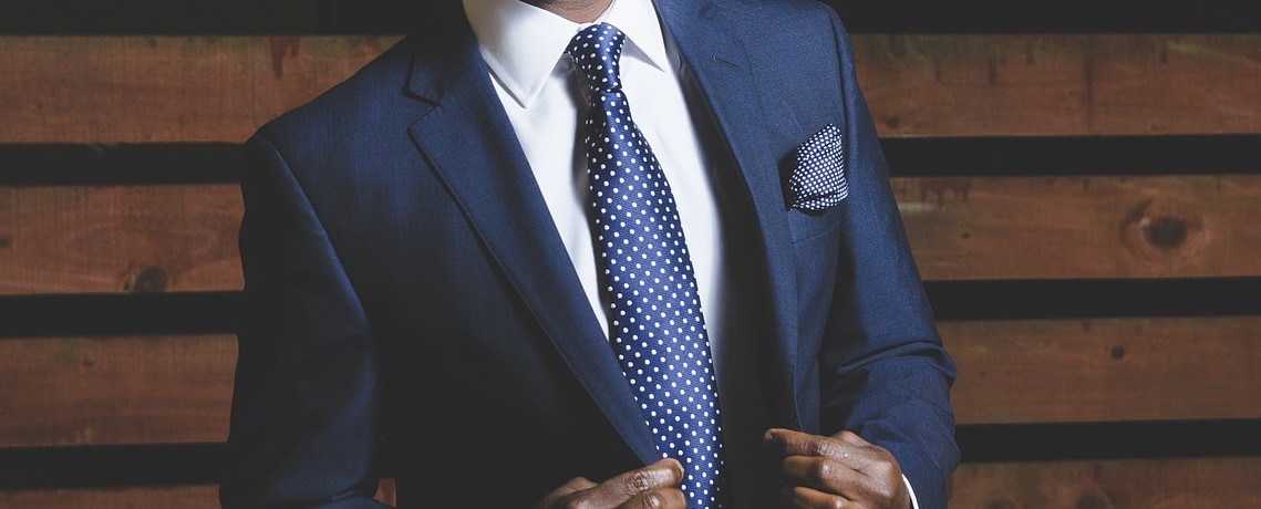 7 reasons to wear a suit and tie to work tomorrow